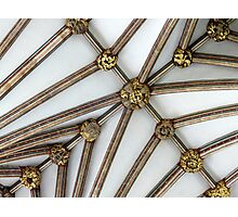 Vaulted Ceiling, Exeter Cathedral, Devon Photographic Print