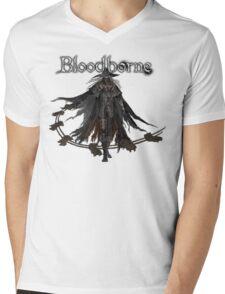 Bloodborne - Hunter Beast Cutter Mens V-Neck T-Shirt