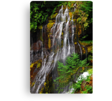 Panther Creek Falls Canvas Print