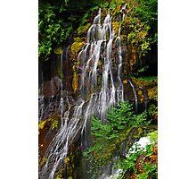 Panther Creek Falls Photographic Print
