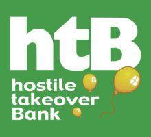 Hostile Take Over Bank by FeralToaster
