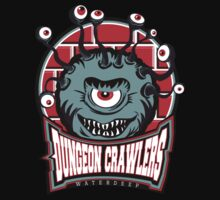 Waterdeep Dungeon Crawlers Baby Tee