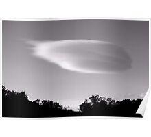 Lone Cloud Poster