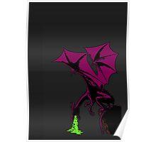 Dragon's Sickness [Color] Poster