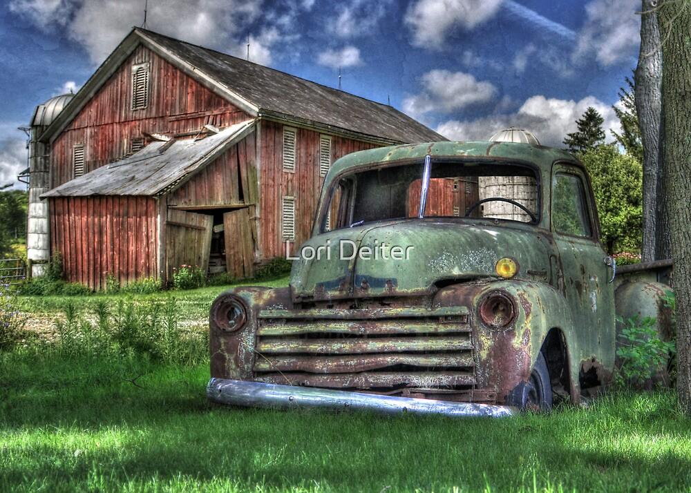 The Farm Truck by Lori Deiter