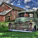 The Farm Truck by Lori Deiter