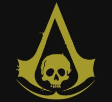 Assassin's Creed Black Flag Gold by Phox