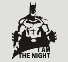 Batman - I am the night by daydreamer87