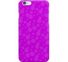 Splatoon Bubbles - Purple iPhone Case/Skin