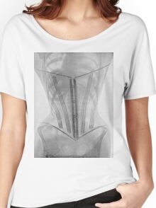 19th Century X-ray of a corset Women's Relaxed Fit T-Shirt
