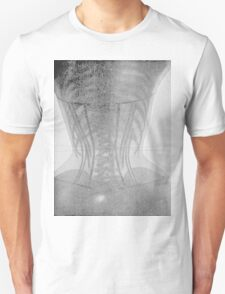 19th Century X-ray of a corset 2 Unisex T-Shirt