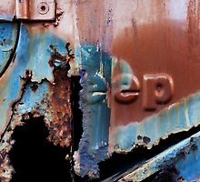 Rust In Progress by Alex Preiss
