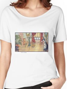Early 20th Century images of France in 2000 - Automated Cleaning Women's Relaxed Fit T-Shirt