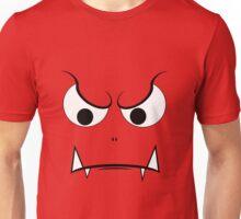 Evil Face Unisex T-Shirt