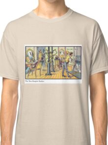 Early 20th Century images of France in 2000 - Barber Classic T-Shirt