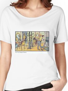 Early 20th Century images of France in 2000 - Barber Women's Relaxed Fit T-Shirt