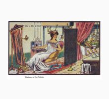 Early 20th Century images of France in 2000 - Madame & Toilette by caldayjd