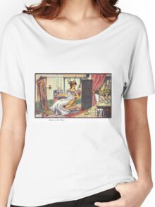 Early 20th Century images of France in 2000 - Madame & Toilette Women's Relaxed Fit T-Shirt