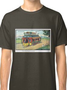 Early 20th Century images of France in 2000 - Mobile Home Classic T-Shirt