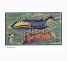 Early 20th Century images of France in 2000 - Whale Bus by caldayjd