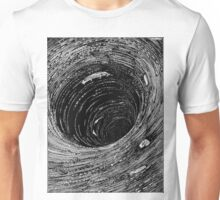 Maelstrom - Edgar Allan Poe Illustration Unisex T-Shirt