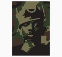 Kendrick Lamar T Shirt by Fabian Travia