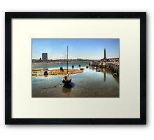 Margate  Framed Print