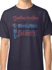 Plumbing Brothers Classic T-Shirt