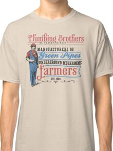 Plumbing Brothers Classic T-Shirt