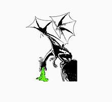 Dragon's Sickness [B&W] Unisex T-Shirt