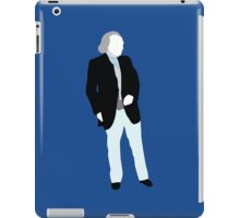 The First Doctor - Doctor Who - William Hartnell iPad Case/Skin