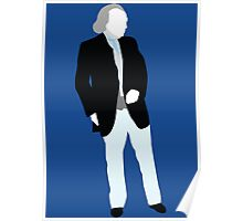 The First Doctor - Doctor Who - William Hartnell Poster
