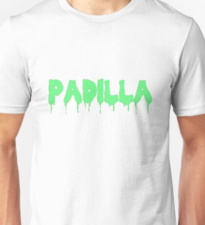 Padilla Banner Unisex T-Shirt
