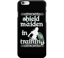 Shield Maiden in Training - Vikings iPhone Case/Skin