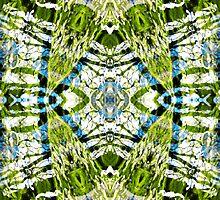 Aquatic Lace 18 by SRowe Art