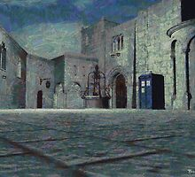 Tardis (Untitled) by thunderossa