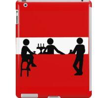 Bar Stop iPad Case/Skin