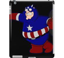 Captain Griffin iPad Case/Skin