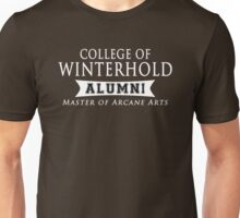 Winterhold Alumni Unisex T-Shirt