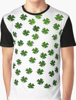 Shamrocks Invasion Graphic T-Shirt
