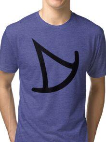 FFXIV Summoner Job Class Icon Tri-blend T-Shirt