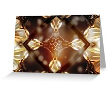 Mother of Pearl 2 Greeting Card