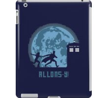 Doctor Who Allons-y Tenth Doctor iPad Case/Skin