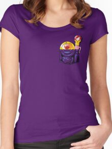Prepared Sailor - blue Women's Fitted Scoop T-Shirt