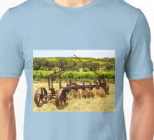The vineyard past and present Unisex T-Shirt