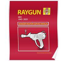 Ray Gun Mk1 Poster