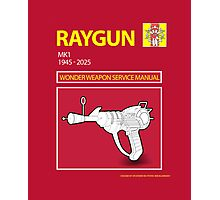 Ray Gun Mk1 Photographic Print