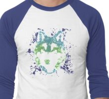 The Wolf Men's Baseball ¾ T-Shirt