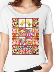 candy love Women's Relaxed Fit T-Shirt
