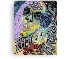 Fat Tuesday Canvas Print